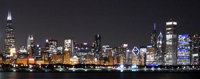 ChicagoAtNight